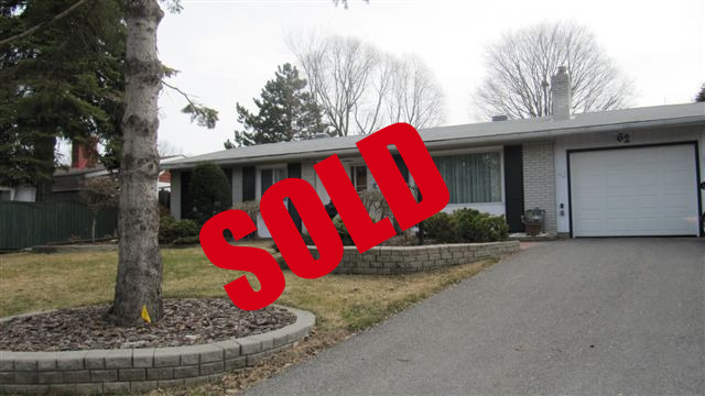 SOLD 62 Corkstown Rd
