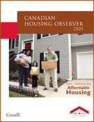 Canadian Housing Observer 2009
